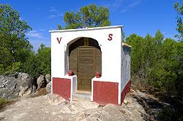 Capelleta d'en Serra, en Ibiza (Foto: Xescu Prats)