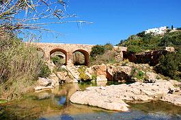 Pont Vell del rio de Santa Eulària (Foto: Xescu Prats)